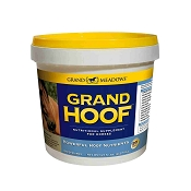 Grand Meadows Grand Hoof Horse Supplement, 5 lbs