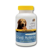 Grand Meadows Grand Mobility Joint Supplement for Dogs, 60-Count