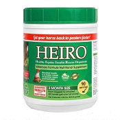 HEIRO Insulin Resistance Supplement for Horses, 90 Servings