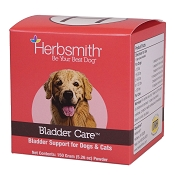Herbsmith Herbal Bladder Care Powdered Dog & Cat Supplement, 150 Grams