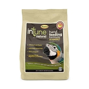 Higgins InTune Natural Hand Feeding High Energy formula for Baby Macaws, 5-lb Bag