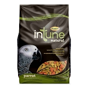 Higgins InTune Natural Parrot Bird Food, 3 lb Bag