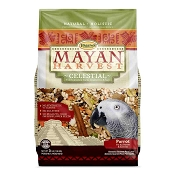 Higgins Mayan Harvest Celestial Blend Parrot Food, 3-lb Bag