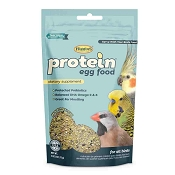 Higgins Protein Egg Food Dietary Supplement for Pet Birds, 5-oz Bag