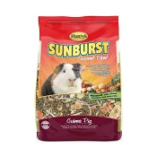 Higgins Sunburst Gourmet Guinea Pig Food, 6-lb Bag