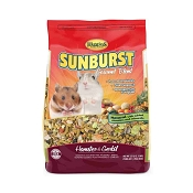 Higgins Sunburst Gourmet Hamster and Gerbil Food, 2.5-lb Bag
