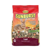 Higgins Sunburst Gourmet Rabbit Food, 6-lb Bag