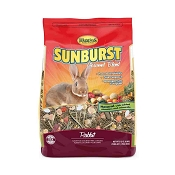 Higgins Sunburst Gourmet Rabbit Food, 3-lb Bag