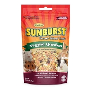 Higgins Sunburst Veggie Garden Gourmet Treats for Small Animals