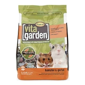 Higgins Vita Garden Hamster & Gerbil Food, 2.5-lb Bag