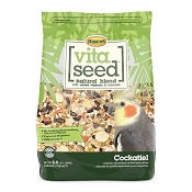 Higgins Vita Seed Cockatiel Food, 2.5-lb Bag