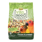 Higgins Vita Seed Conure & Lovebird Food, 2.5-lb Bag