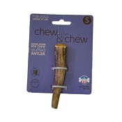 Himalayan Dog Chew Stuffed Antler Dog Treat, Small