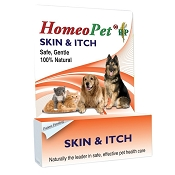HomeoPet Skin and Itch Relief for Dogs and Cats