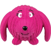 Hugglehounds Ruff-Tex Spring Bunny Dog Toy, Small