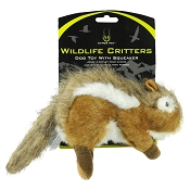 Hyper Pet Wildlife Critters Chipmunk Squeaker Dog Toy