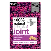 Isle of Dogs 100% Natural Mini Size Joint Recipe Oven-Baked Dog Treats, 12-oz