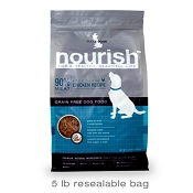 Isle Of Dogs Nourish Air Dried Chicken Recipe Dog Food, 5-lb
