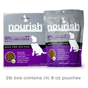 Isle Of Dogs Nourish Air Dried Lamb & Venison Recipe Dog Food, 2-lb (COPY)