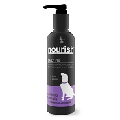 Isle Of Dogs Nourish Probiotic Daily Fix Calming Formula for Dogs, 8-oz Bottle