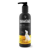 Isle Of Dogs Nourish Probiotic Daily Fix Skin & Coat Formula for Dogs, 8-oz Bottle