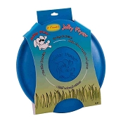 Jolly Pets Jolly Flyer Dog Toy Blue, 9.5
