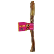 Jones Natural Chews Bully Stick for Dogs, Large (11-12