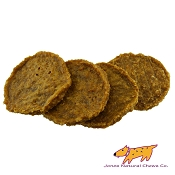 Jones Natural Chews Chickee Snaps Dog Treat, Pack of 35