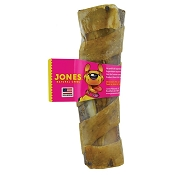 Jones Natural Chews USA Beef Rib Roller (Rib with Pork Skin) Dog Chew