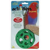 JW Pet Activitoy Hol-ee-Roller Bird Toy for Parrots