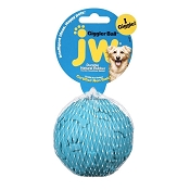 JW Pet Giggler Ball Dog Toy, Medium