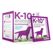 K-10+ Glucosamine Joint Support Formula Dog Supplement