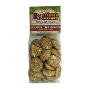 K9 Granola Factory Mini Peanut Butter with Carob Chip Nuggets Dog Treats