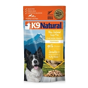 K9 Natural Chicken Feast Freeze-Dried Dog Food Topper, 5-oz bag