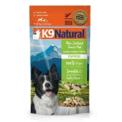 K9 Natural Lamb Green Tripe Feast Freeze-Dried Dog Food Topper, 2-oz bag
