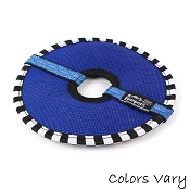 Katie's Bumpers Frequent Flyer Circle Firehose Dog Toy, Large