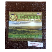 KC Canine Prairie Chicken Soft  Jerky Training Dog Treats