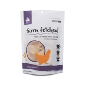 K.C.C. Natural Farms Freeze-Dried Chicken Breast Dog & Cat Treats, 3.4-oz