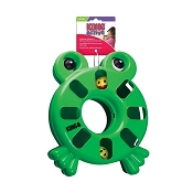 KONG Frog Puzzle Cat Toy