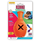 KONG Genius Leo Dog Toy, Small