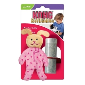 KONG Refillable Pajama Buddy Catnip Cat Toy