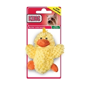 KONG Plush Duck Dog Toy, Extra Small