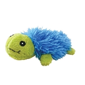 KONG Refillable Bright Turtle Catnip Cat Toy
