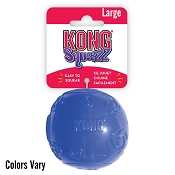 KONG Squeezz Ball Dog Toy, Large