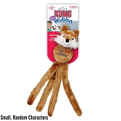 KONG Wubba Friends Dog Toy, Small