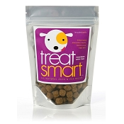 Lincoln Bark Treat Smart Duck and Pea with Chia Recipe Dog Treats