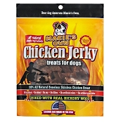Macie's Own Chicken Jerky Dog Treats Made in USA, 16-oz Bag