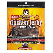 Macie's Own USA Chicken Jerky Treats for Dogs, 8-oz Bag