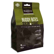 Majesty's Buddy Bites Skin + Coat Grain-Free Wafers Dog Supplement, Medium - Large 56 Count