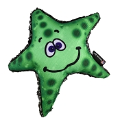 American Dog Stanley Starfish USA Made Dog Toy, Large